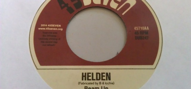 Soon come on 45SEVEN outta Leipzig Germoney…. ! Heavy cuts that cause no pain when they hit. These are so […]